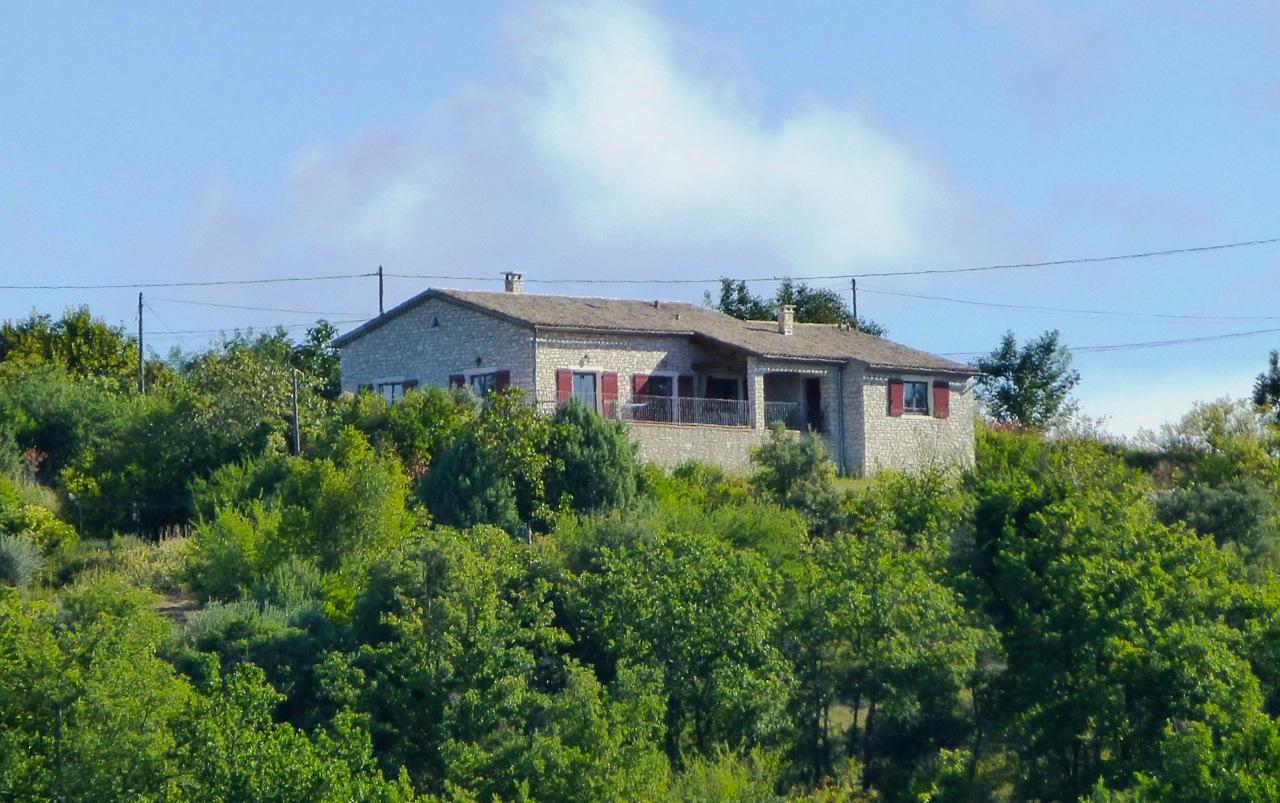 Ferienhaus Süd-West-Seite